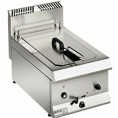 GAM International GAS-Friteuse Fritteuse GAS Friteuse 8 und 8+8L