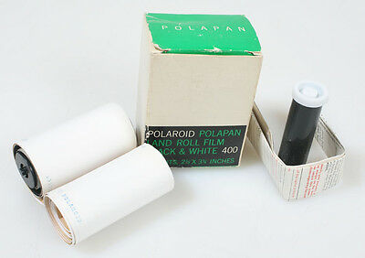 Polaroid Polapan B W 400 Film In Orig. Box