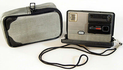 Kodak Disc 4100 Camera With Case