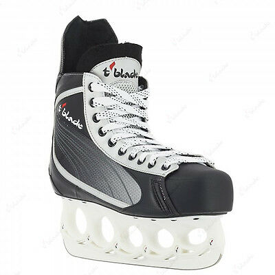 T-Blade patin à glace T 34 avec T-Blade fun-lame kufensystem - tailles 47