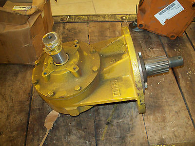 COMER BRUSH/BUSHHOG/ ROTARY CUTTER  GEARBOX TRANSMISSION