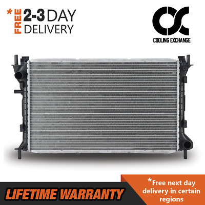2296 Radiator For Ford Focus 2000 - 2007 2.0 2.3 L4