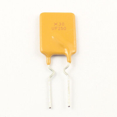 10Pcs New PolySwitch Resettable PPTC PTC Fuse 30V 2.5A