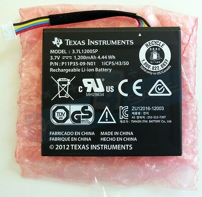 Texas Instruments TI Nspire CX Battery and TI 84 Plus Color TI Battery 84plus c