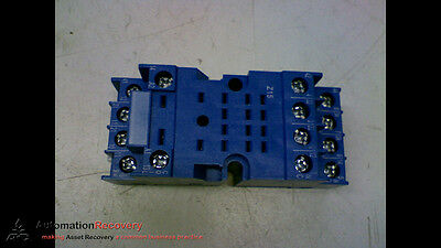Finder 94.74 Relay Socket, New* #159943