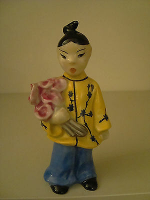 Herend Porcelain Figure of China Boy     13/17
