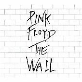 Pink Floyd  The Wall (Remastered (1994) 2 cd are Excellent water stain on Front