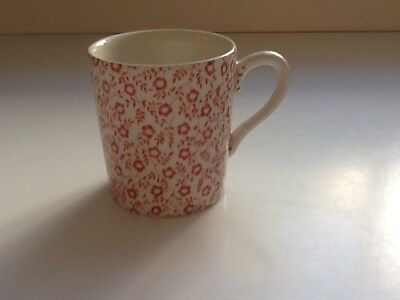 1 Burleigh Felicity Demitasse After Dinner Cup Only Made In England