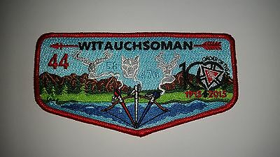 OA Witauchsoman Lodge 44 100th Centennial Flap  (S61 New Release)