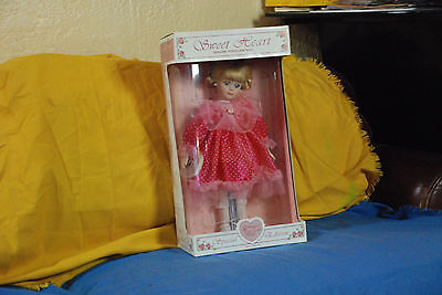 RARE Vintage Sweetheart Porcelain Doll Special Edition