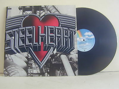 Lp-Steelheart-Same Tittle-Germania 1990-Mint
