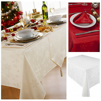 Blizzard Christmas Tableware Range - 4 Stunning Colours - Items Sold Separately