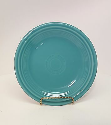 Fiestaware Turquoise Salad Plate Fiesta Blue 7.25 inch small plate