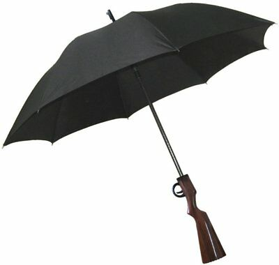 Rifle Umbrella | gun rain machine hunter hunting army
