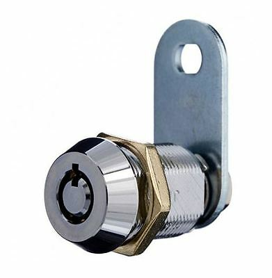 BDS Tubular Cam Lock High Security Keyed To Differ 22mm RL55022KD Receipt