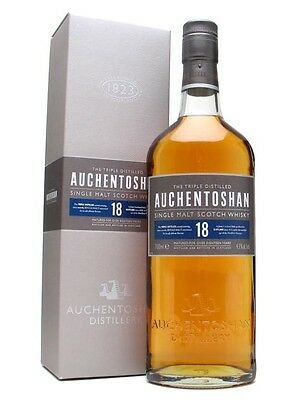 Auchentoshan 18 Year Old Single Malt Scotch Whisky 700ml