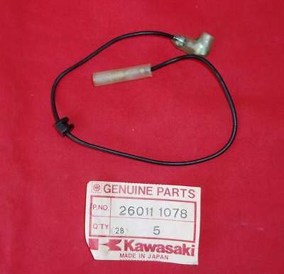 Kawasaki Z 440 Twin LTD/Z 400 Twin Kabel Oeldruckschalter WIRE LEAD OIL-SWITCH