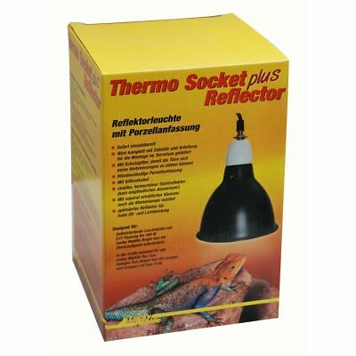 Lucky Reptile Thermo Socket plus Reflektor klein
