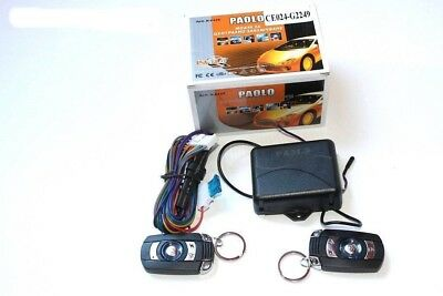 Car Remote Control Central Lock Locking Kit Keyless Entry System for BMW 1 3 5..