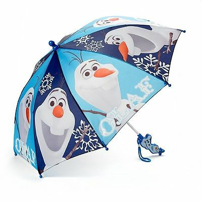 Frozen Umbrella (Olaf) With 3D Handle