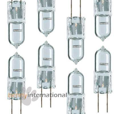12V 5W 10W 20W G4  HALOGEN GLOBES 2 5 6 10 PACKS  - Bulb Garden Home Boat Light