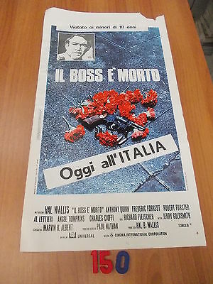 Il Boss E' Morto, 1974