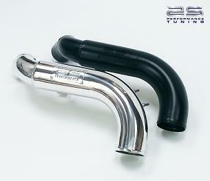 AS Performance Focus ST Alloy top induction pipe - Black