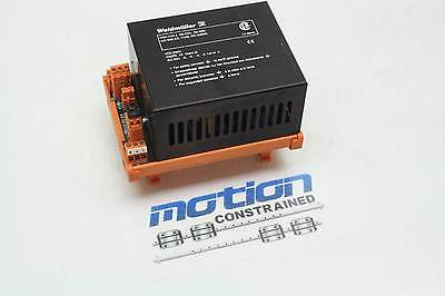 Weidmuller 991824 Switchmode DC Power Supply 5V / 3A