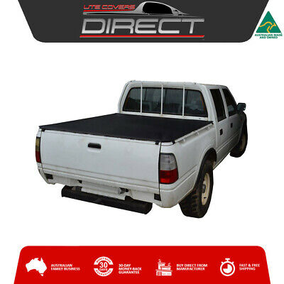 Ute Covers Direct: Holden Rodeo TF Dual Cab Australian Made ClipOn Tonneau Cover