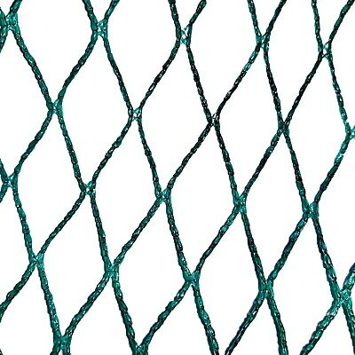 Bird Netting Green Woven Garden Fruit Cages Ponds 6m* wide various lengths