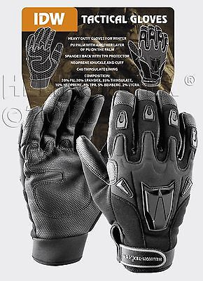 HELIKON-TEX IMPACT DUTY WINTER Gloves Handschuche Black RK-IDW-PU-01 Helikon.