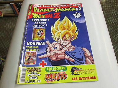 "planete manga 3.."" dragon ball Z"""