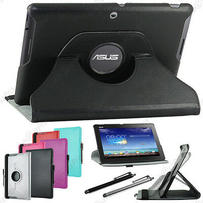 360 pu bescherm cover hoes etui housse for Housse asus memo pad 10
