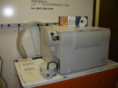 Agilent 1100 LC MSD Ion Trap G2445A Mass Selective Detector Spectrometer # 6285