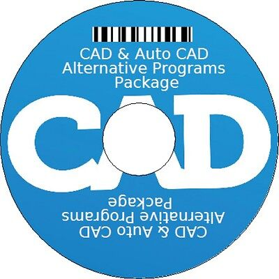 CAD & Auto CAD In-expensive ,Alternative Programs Package