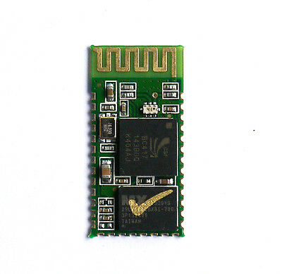 1Pcs Serial RS232 TTL HC-05 30ft Wireless Bluetooth RF Transceiver Module Cheap