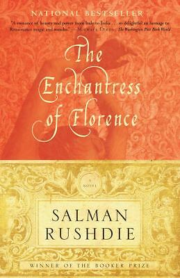 The Enchantress of Florence by Salman Rushdie (2009, Paperback)