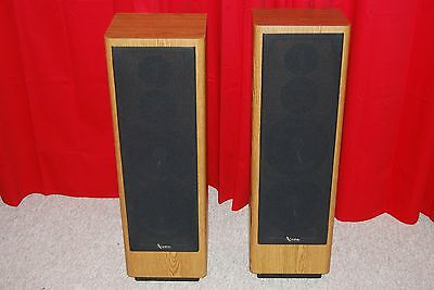 BEAUTIFUL INFINITY REFERENCE RS-6001 STEREO SPEAKERS  EMIT 6001