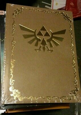Legend Of Zelda Twilight Princess Collectors Edition Strategy Guide Sealed New