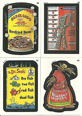 1991 Topps Wacky Packages--DR. SUSHI  #44-- NM