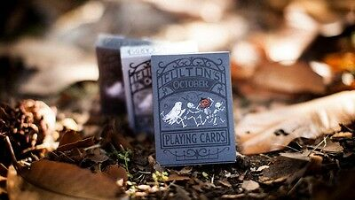 FULTON'S October Playing Cards Deck Brand New