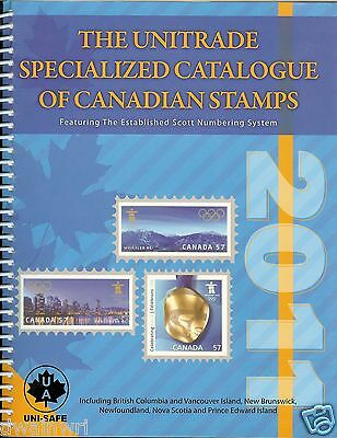 Canada: 2011 Unitrade Specialized Catalogue of Canadian Stamps - SPECIAL PRICE