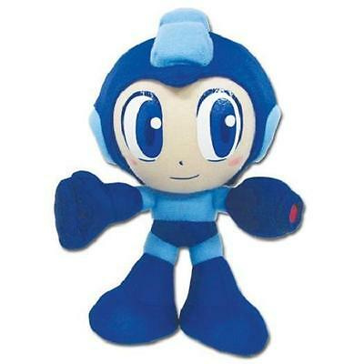 *NEW* Mega Man X: Megaman Plush by GE Animation