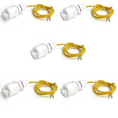 5* For Arduino Water Level Switch Liquid Level Sensor Liquid Plastic Ball Float