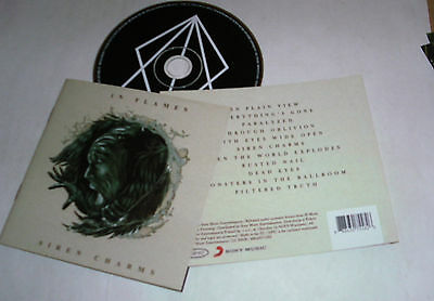 In Flames - Siren Charms (CD 2014)