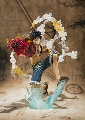 Japanese Anime One Picee Monkey D Luffy Rockets Hammer Toy  figure Free shipping