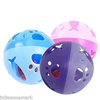 Giant Jingle Ball For Cats Of All Sizes