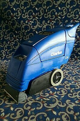 Alto Clarke self-contained carpet cleaner with free shipping