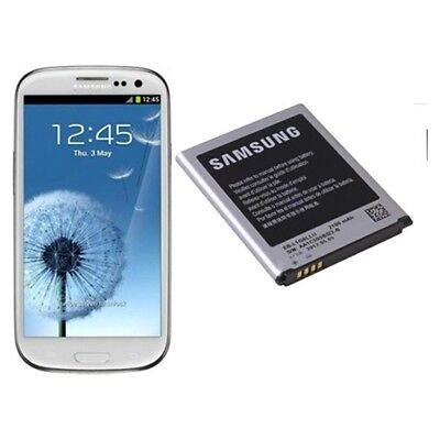 2100 mAh REPLACEMENT BATTERY FOR SAMSUNG GALAXY S3 /  i9300