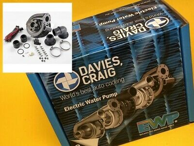 80LPM Electric water pump kit EWP80 Davies Craig 8005 2 Yr Wty